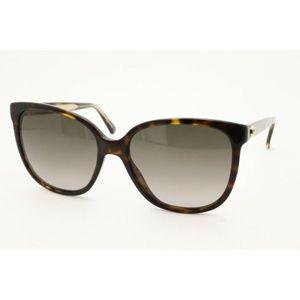 Gucci GG 3819/S KCLHA Sunglasses Brown lenses
